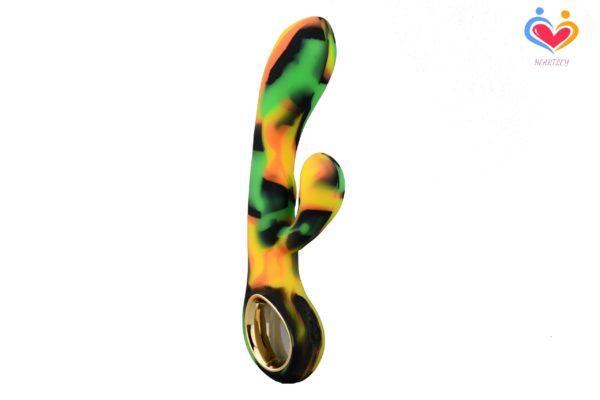 HEARTLEY Rainbow Color Heating Mia G spot Vibrator