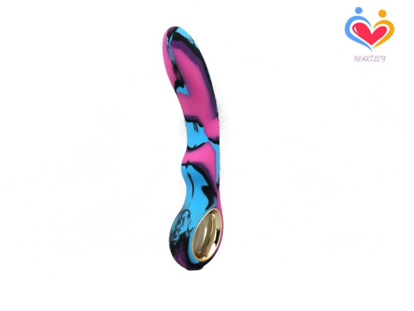 HEARTLEY Camouflage Little Whale Realistic Vibrator