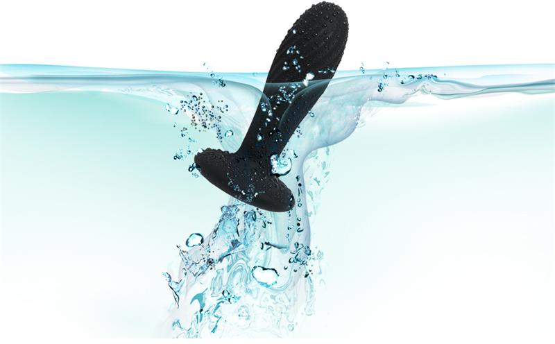 waterproof design but plug